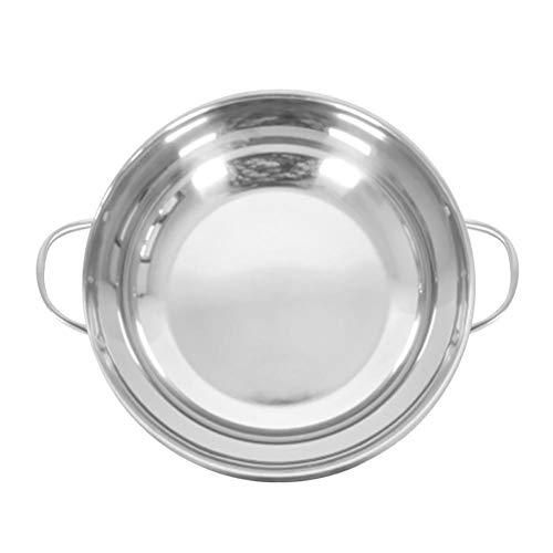 Demarkt Hot Pot Stoofschotel, roestvrij staal, inductie, kookgerei, soep, kookpannen