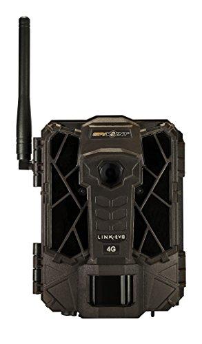 SPYPOINT Link-EVO Cellular Trail Camera, 4G/LTE, 12MP HD...
