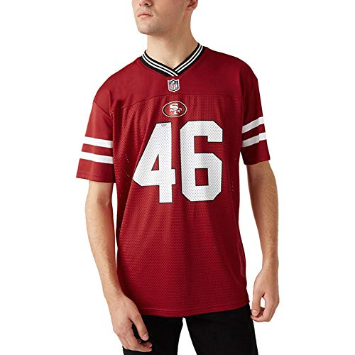 New Era NFL Mesh Jersey Trikot - NFL San Francisco 49ers - XS