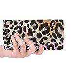 Único Personalizado Colorido Animal Print Mujeres Trifold Monedero Monedero Largo Titular de la Tarjeta de Crédito Caso Bolso
