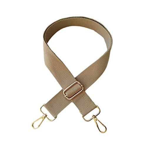 SimpleLif Wide Shoulder Strap Adjustable Replacement Handbag Crossbody Bag Canvas Belt