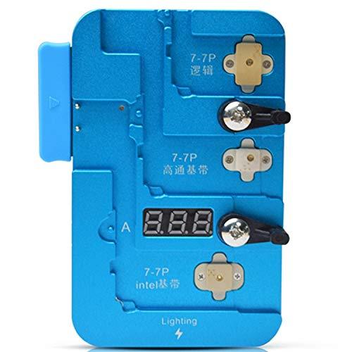SPAREPARTS - Recambios para teléfono herramienta de reparación sin quitar chip BLE-7P Baseband/Logic EEPROM para iPhone 7/7 Plus