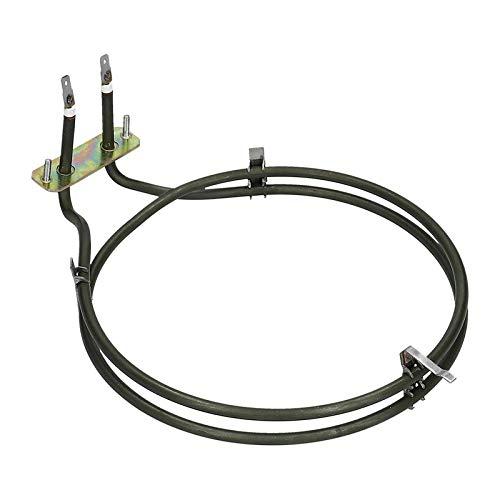 Ringheizung Heißluft Heizelement Heizspirale 2200W 230V für Gorenje 379201 ETA 41.11.622.0 Privileg Backofen Herd