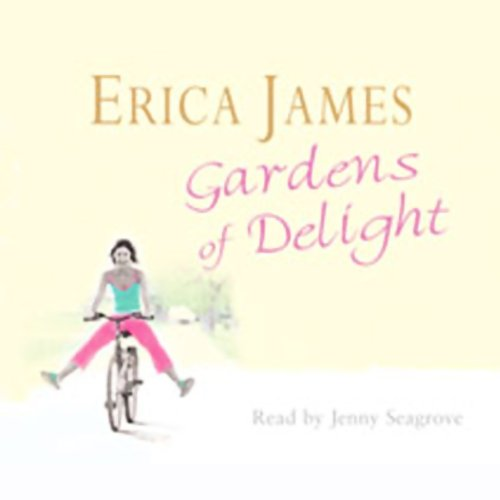 Gardens of Delight audiobook cover art