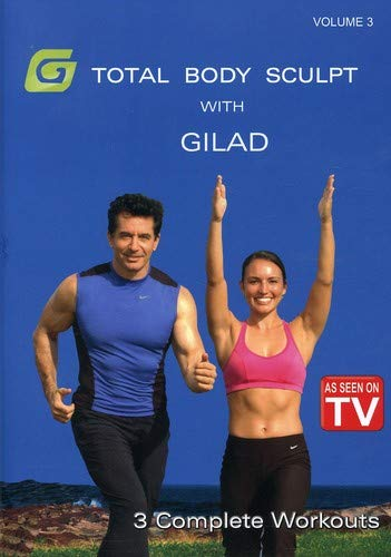 Gilad: Total Body Sculpt Vol. 3 Workout low-pricing Mesa Mall
