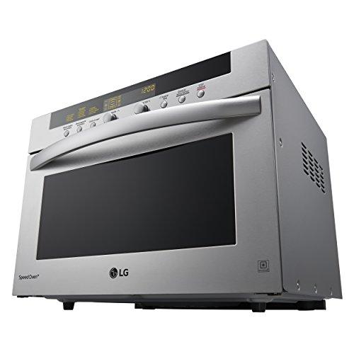 LG MA3884VCT - Microondas 4 en 1, convección máxima 2.800 W, grill ...