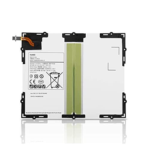 EB-BT585ABA EB-BT585ABE GH43-04628A Reemplazo de la batería de la tableta para Samsung Galaxy Tab A 10.1 10.1' 2016 SM-T580 SM-T585(3G,4G/LTE &WiFi) SM-P580 SM-P585 SM-T585C SM-T587P(3.8V 7800mAh)