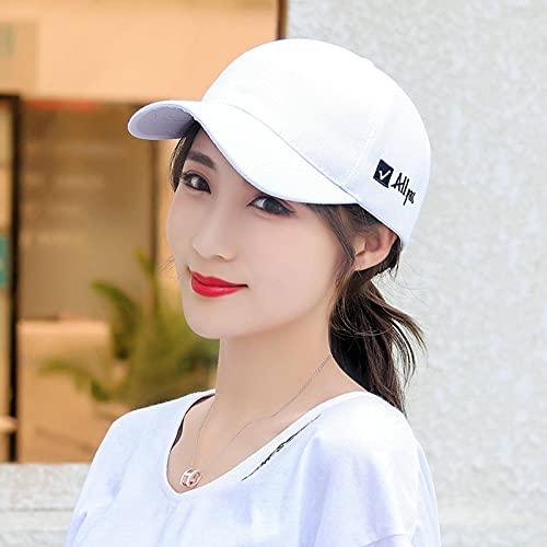 N\C Gorra de béisbol de protección Solar de Verano, Gorra de sombrilla de Pareja Masculina y Femenina