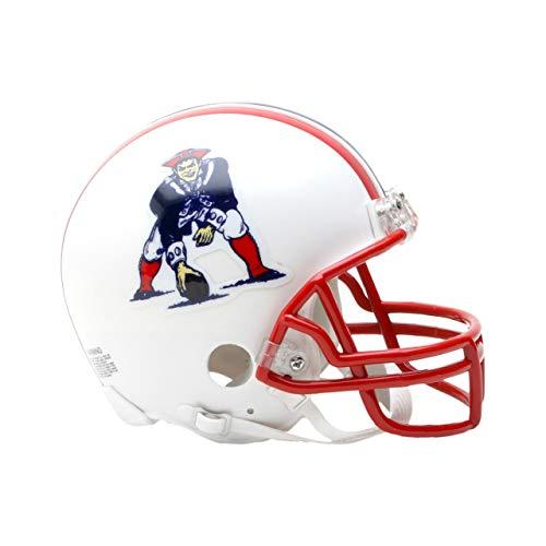 Riddell England Patriots NFL Throwback Mini Helmet 1990 92
