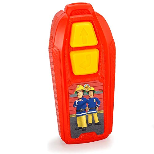 RC Feuerwehr kaufen Feuerwehr Bild 1: Feuerwehrmann Sam - IRC Auto Feuerwehrauto Jupiter Infrarotgesteuert & Licht*