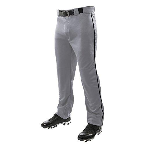Champro - Heimtrainer für Krafttraining in Grey, Black Pipe, Größe M