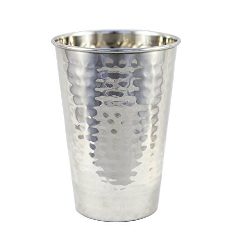 Premium Quality Hammered Stainless Steel Tumbler - 100% Pure Hammered Stainless Steel Tumbler