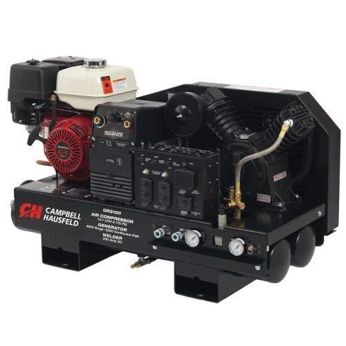 Campbell Hausfeld 3-in-1 Truck Mount 10 Gallon Air Compressor/Generator/Welder Model GR3100