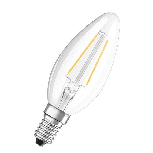 OSRAM PARATHOM LED RETROFIT CLASSIC B E14 220 240 V RETROFIT CL B25 helder filament 827 21W 250lm 270