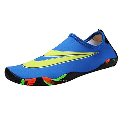 ODRD Sandalen Shoes Lässige Paar Strandschuhe Schwimmen Schuhe Wasser Schuhe Barefoot Quick Dry Aqua Schuhe Schuhe Strandschuhe Freizeitschuhe Turnschuhe Hausschuhe