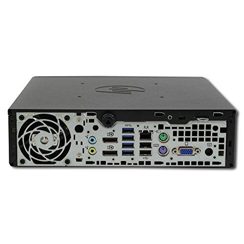 HP Compaq Elite 8300 Desktop, Intel Core i5, 2.9GHz, 8GB RAM, 320GB HDD, DVD-RW, Win10Pro (Generalüberholt)