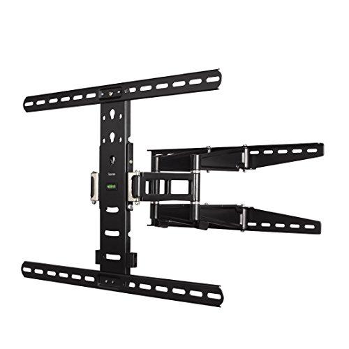 Hama TV Wandhalterung Fullmotion, neigbar, schwenkbar (vollbeweglich), 94 bis 178 cm Diagonale (37 bis 70 Zoll), max. 35kg, VESA bis 700 x 500, schwarz
