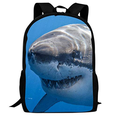 XCNGG Erwachsenen-Vollformat-Druckrucksack Lässiger Rucksack Rucksack Schultasche Custom Pattern Backpack 3D Printing...