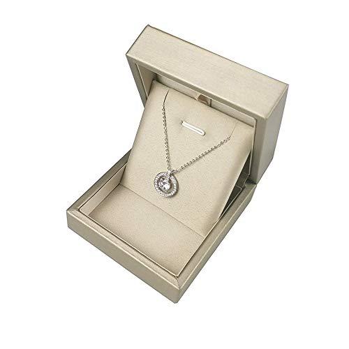DesignSter Premium Pendant Necklace Gift Box