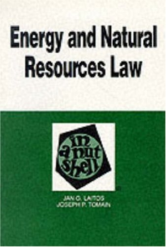 Top 15 energy law in a nutshell for 2021