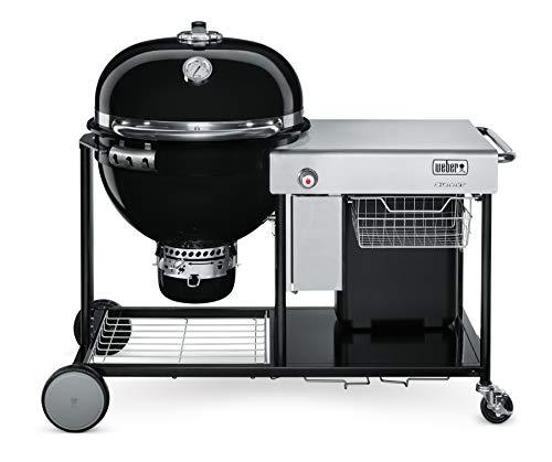 Weber 18501001 Summit Charcoal Grilling Center, Black