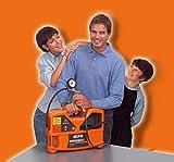 Zoom IMG-2 revolutionair compressore 230 v arancione