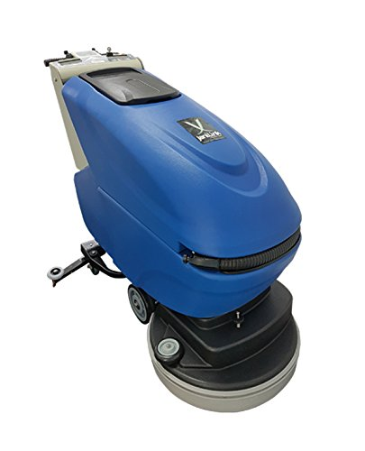"JL 20"" Auto Floor Scrubber Cleaner Machine Battery Powered Tough! Long Lasting!"