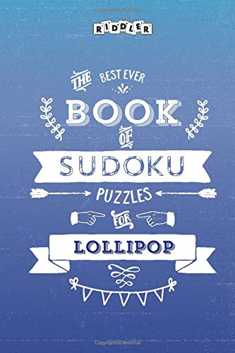 The Best Ever Book of Sudoku Puzzles for Lollipop