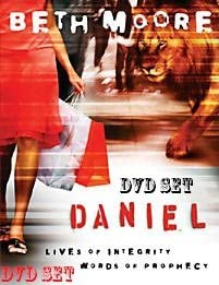 Daniel Lives of Integrity Words of Prophecy Dvd Set By Beth Moore product image