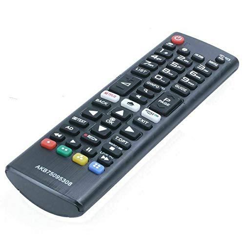 LG 55UJ630V - Mando a Distancia de Repuesto para televisor LG