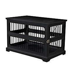Slide Aside black Crate and End Table by zoovilla