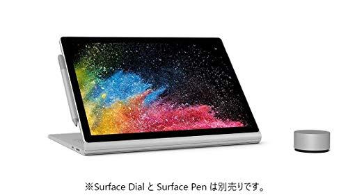 マイクロソフトSurfaceBook2[サーフェスブック2ノートパソコン]13.5インチPixelSenseディスプレイCorei5/8GB/256GBGPU搭載HMW-00034