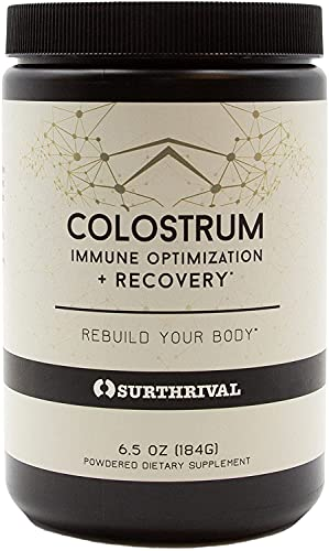 Surthrival: Colostrum Powder (6.5oz), Immune...
