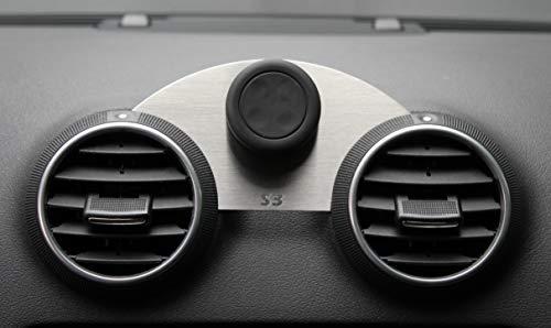 SSF Soporte magnético para teléfono móvil compatible con Audi A3/S3 8P