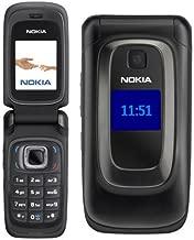 Nokia 6085 Unlocked GSM Phone with Quad-Band, 0.3MP Camera and MicroSD Slot - Black