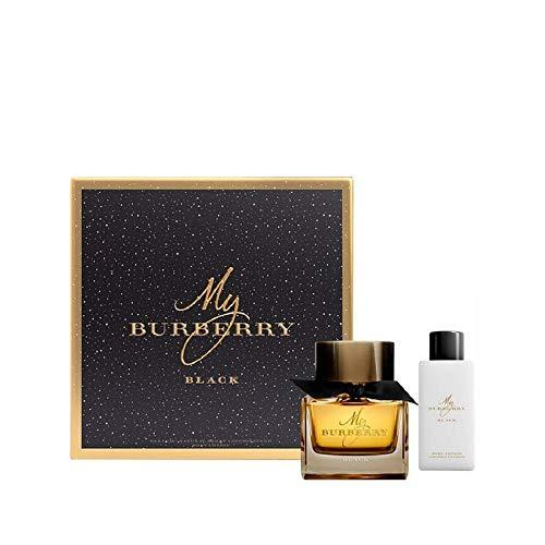 Burberry My Black - Set de regalo (perfume de 50 ml + loción corporal de 75 ml)