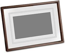 Kodak 8-Inch Digital Frame Shadow Box Faceplate for M and W Series Frames (Espresso)