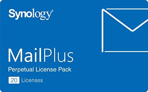 Synology MailPlus 20 Licenses NAS Server