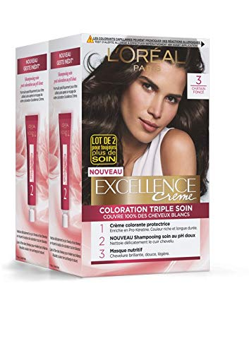 L'Oréal Paris - Excellence Crème - Coloration...