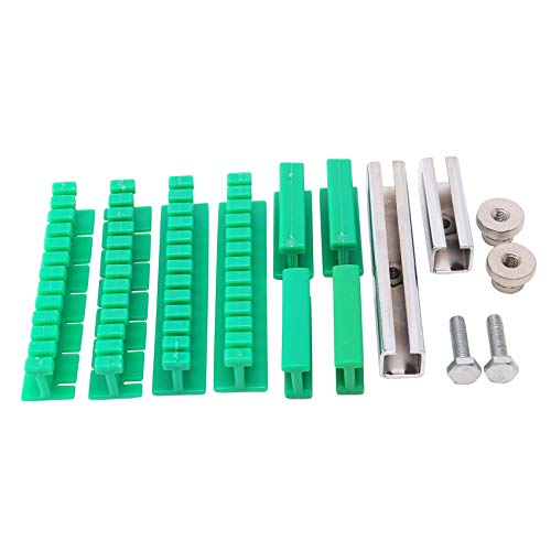 Kaxofang Kit de Herramientas de PestaaAs de Pegamento Azul Adhesivo para Coche, Herramienta de ReparacióN de Abolladuras Sin Pintura