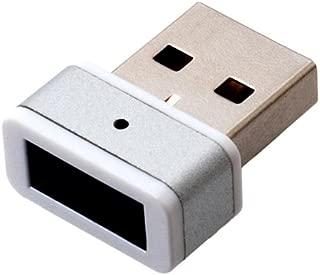 ミヨシ MCO Windows Hello機能対応 0.15秒瞬間認識 USB指紋認証アダプタ ホワイト USE-FP01/WH