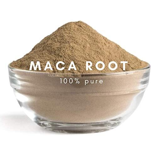 Polvo de raíz de maca, grado AA (50 gramos)