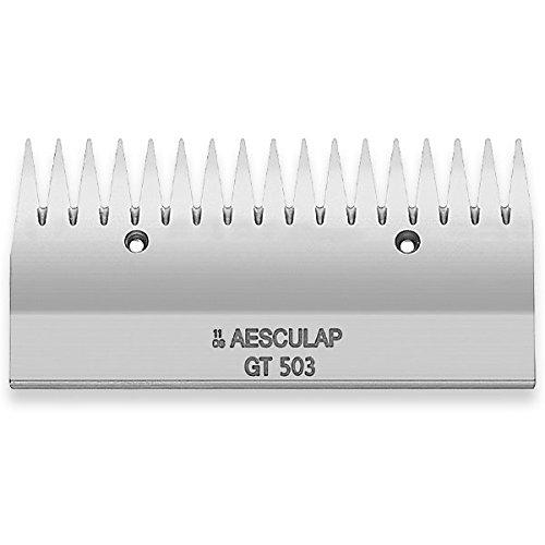Aesculap Accessoires de rasage Peigne Aesculap GT 503 Panneau supérieur 17Z