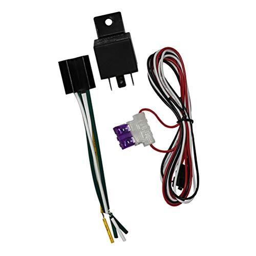 Vosarea T3A GPS Tracker vehículo Tiempo Real Dispositivo de Seguimiento GPS/gsm/GPRS–Localizador Alarma de positionneur para Coche Moto camión eléctrico (Negro)