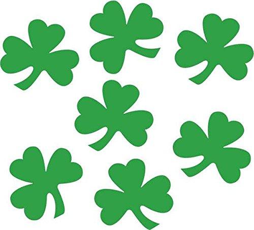 Confettis de Table Trefle Saint Patrick