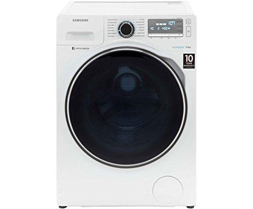 Samsung Ecobubble Lavadora - Independientes - ww90h7410ew - Blanco ...