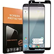 Screen Protector, Lostep [3 Pack][Non-Glass] [100% Full Coverage] [Anti-Bubble] [HD Ultra Clear] PET