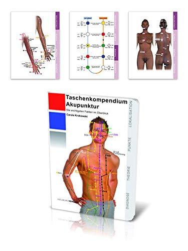 """Taschenkompendium Akupunktur: Der """"Spicker"""" für die Jackentasche mit allen wichtigen Informationen, die man immer wissen muss und doch manchmal vergessen hat"""