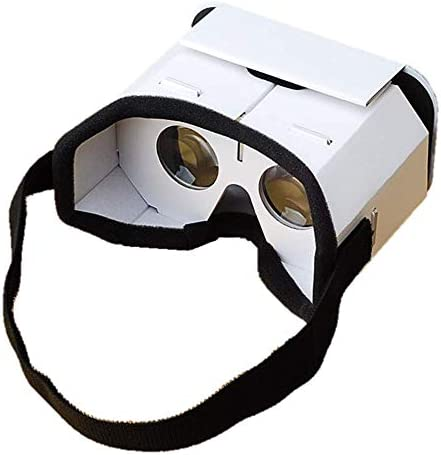 Virtual Reality Goggles Google Cardboard VR Headset for iPhone Samsung VR Goggles Virtual Reality product image