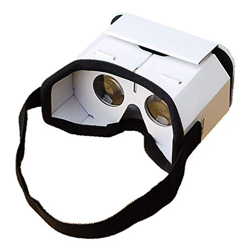 Virtual Reality Goggles Google Cardboard VR Headset for iPhone &...